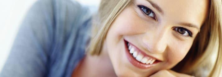 Chronic Pain Palm Coast FL Lady Smiling